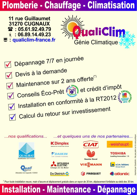 flyer qualiclim france